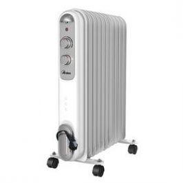 Ardes 4R11S stříbrný Topení, ventilátory, klima