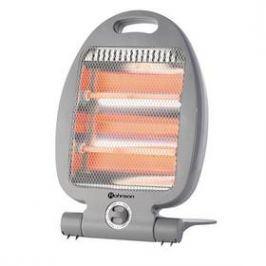 ROHNSON R-8018 Quartz šedý Topení, ventilátory, klima