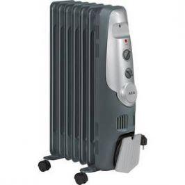 AEG RA 5520 šedý Topení, ventilátory, klima