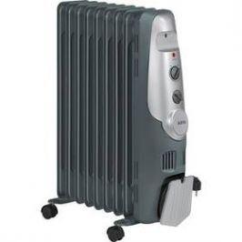 AEG RA 5521 šedý Topení, ventilátory, klima