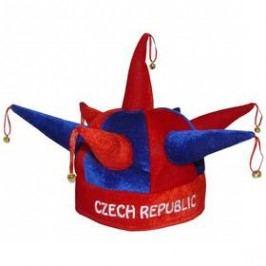 Klobouk šašek - Czech Republic SportTeam