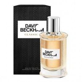 David Beckham Classic toaletní voda 60 ml Pro muže parfém