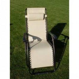 Rojaplast Oxford béžový Židle a křesla na zahradu