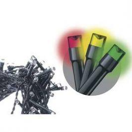 EMOS 100 LED řetěz, 10m, studená bílá/multicolor, programy (1534201200) Osvětlení