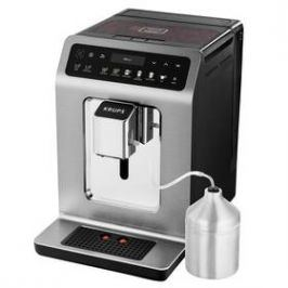 Krups Evidence Plus EA894T10 titanium Espressa a kávovar