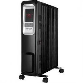 Sencor SOH 6111BK černý Topení, ventilátory, klima