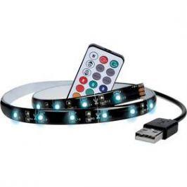 Solight pro TV, 2x 50cm, RGB, USB, dálkový ovladač (WM504) Osvětlení