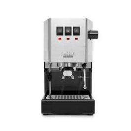 Gaggia Classic New Plus černé/nerez/ocel Espressa a kávovar