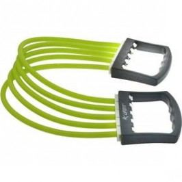 Posilovač Lifefit RUBBER EXPANDER gumový, zelený