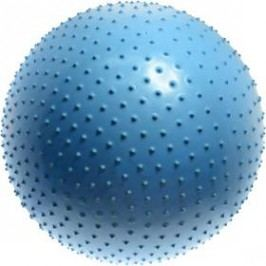 LIFEFIT gymnastický MASSAGE BALL 65 cm modrý