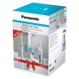 Panasonic EW-DM81 + EW1411 stříbrný/bílý