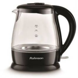 ROHNSON R-799 černá/sklo Vaření a smažení