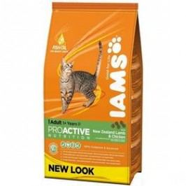 Iams Cat rich in Lamb 1,5 kg Kočky