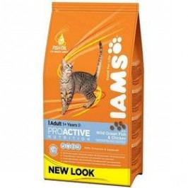 Iams Cat rich in Ocean Fish 15 kg Kočky