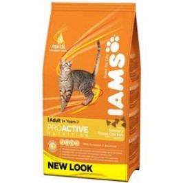 Iams Cat rich in Chicken 1,5 kg Kočky