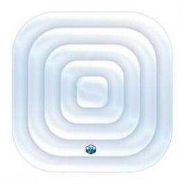 Nafukovací disk NETSPA čtvercový Příslušenství k bazénům