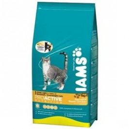 Iams Cat Light rich in Chicken 10 kg Kočky