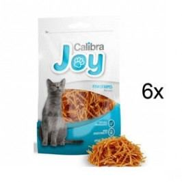 Calibra Joy Cat Fish Stripes 6 x 70g