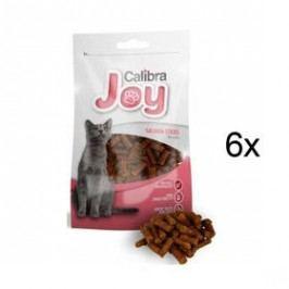 Calibra Joy Cat Salmon Sticks 6 x 70g Kočky