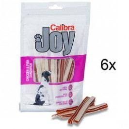 Calibra Joy Dog Chicken & Fish Sandwich 6 x 80g