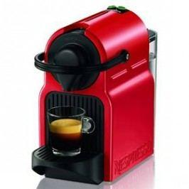 Krups Nespresso Inissia XN1005 červené Espressa a kávovar