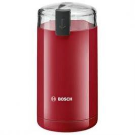 Bosch TSM6A014R červený Espressa a kávovar