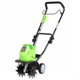 Greenworks G40TL (bez baterie) Péče o trávník a půdu