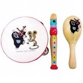 Hudební set BINO - Krtek Kreativní a výtvarné hračky