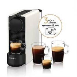 Krups Nespresso Essenza Plus XN510110 bílé Espressa a kávovar