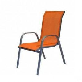 Happy Green 50XG5005 oranžový Židle a křesla na zahradu