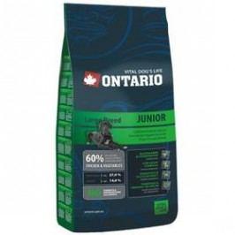 Ontario Junior Large Breed 13 kg