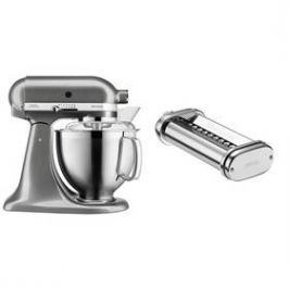 KitchenAid 5KSM185PSEMS + 5KSMPRA