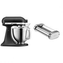 KitchenAid 5KSM185PSEBK + 5KSMPRA