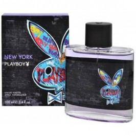 Playboy New York toaletní voda pánská 100 ml