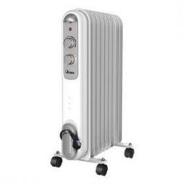 Ardes 4R09S šedý Topení, ventilátory, klima