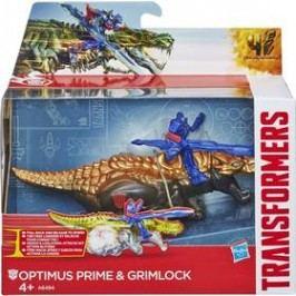 Transformers 4 Transformeři na zvířatech Hasbro Hračky pro kluky