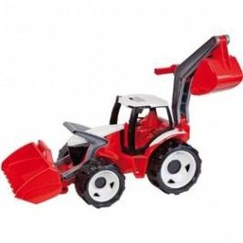 Traktor se lžící a bagrem LENA
