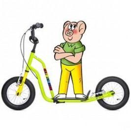 Yedoo Basic Čtyřlístek Maxi - Bobík žlutá/zelená