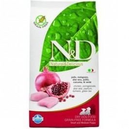 N&D Grain Free DOG Adult Mini Chicken&Pomegranate 7 kg