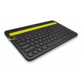 Logitech Bluetooth Keyboard K480 US (920-006366) černá