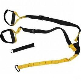 Acra (popruhy) černé/žluté