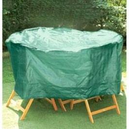 CEV na zahradní nábytek kruh zelená