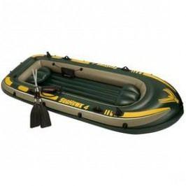 Intex SEAHAWK 4 SET, vesla + pumpa