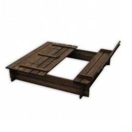 Rojaplast s lavičkami hnědé