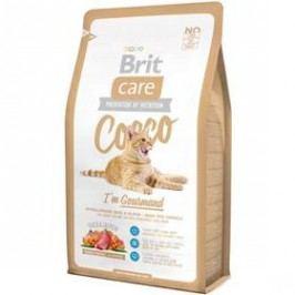 Brit Care Cat Cocco I´m Gourmand 7 kg