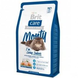 Brit Care Cat Monty I´m Living Indoor 7 kg