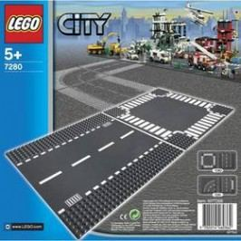 LEGO® CITY 7280 Rovná silnice a křižovatka