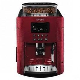 Krups EA815570 červené Espressa a kávovar