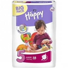 Bella Baby Happy Junior Big Pack 58 ks