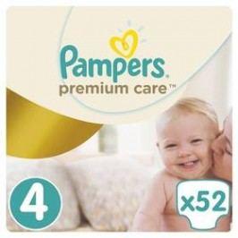 Pampers Premium Care Maxi vel. 4, 7-14kg, 52 ks